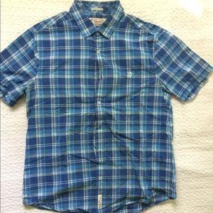Original Penguin Blue Shirt